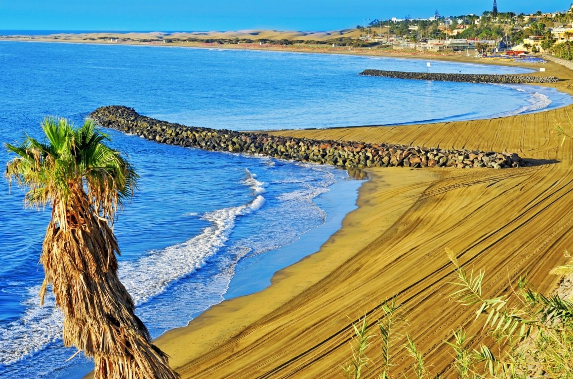 Playa del Ingles - Sun and holidays all year round